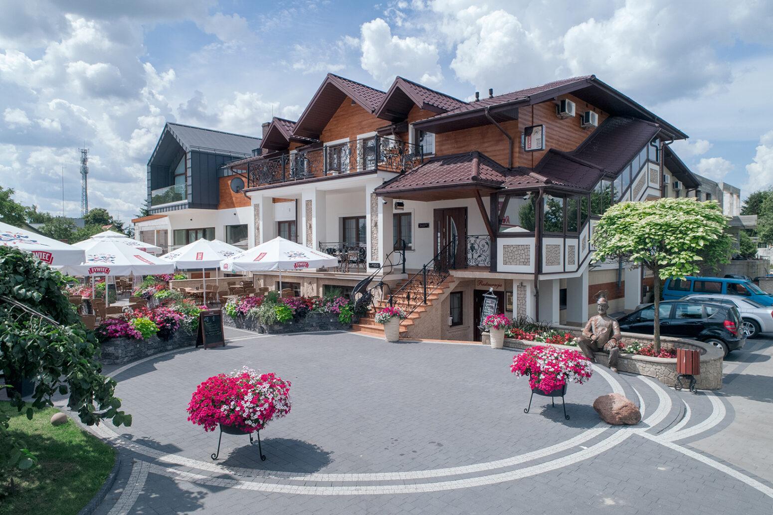 Gniecki Hotel irestauracja Hrubieszów | Noclegi Hrubieszów, pokoje Hrubieszów, restauracja Hrubieszów