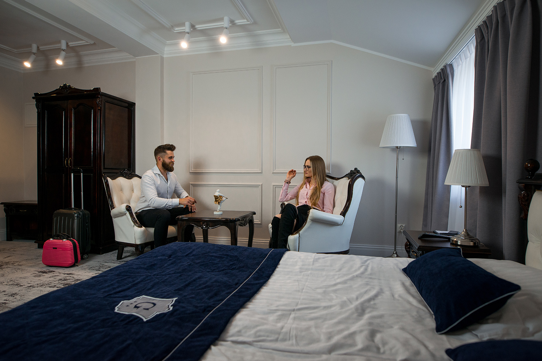 Apartament typu standard Hotel Gniecki