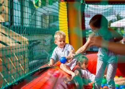 Dzieci - Pakiet specjalny. Zestaw Game - atrakcje Hrubieszów | Hotel irestauracja Gniecki