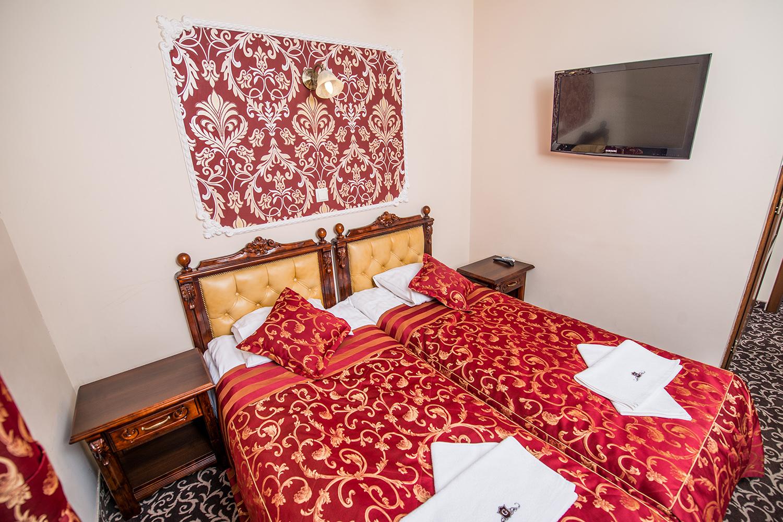 Pokój superior typ II - Hotel Gniecki