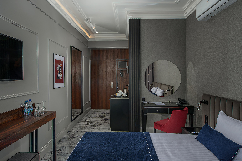 Pokój typu de lux - Hotel Gniecki